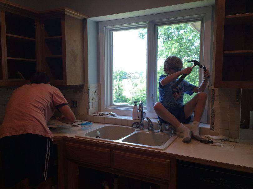 Hard Work_Kitchen